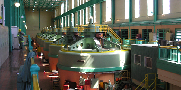Design of new control and protection equipment for the overall rehabilitation of eight generating units at Paugan Generating Station, Outaouais, Canada