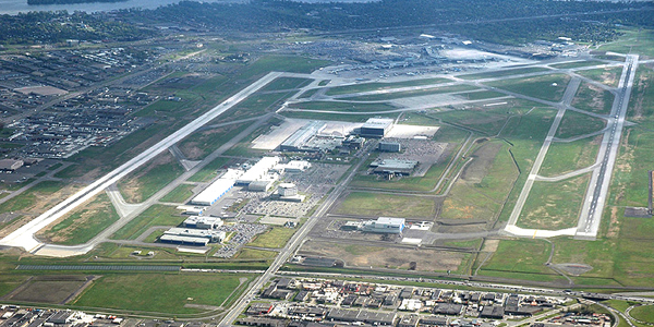 Quality control and work supervision of the Montreal Airport modernization and expansion, Canada