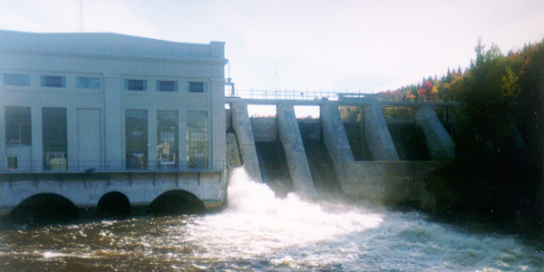 Dam safety study of the Wesbury Dam, Weedon, Canada